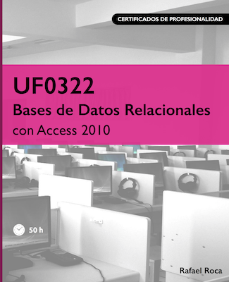 UF0322 Bases de Datos Relacionales con Access 2010 en Amazon